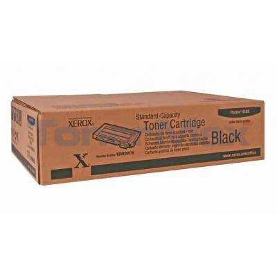 XEROX PHASER 6100 TONER CARTRIDGE BLACK 3K